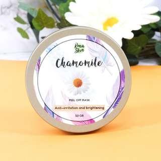 Masker Peel-Off Chamomile