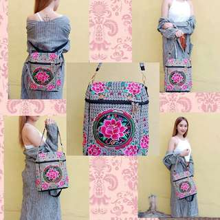 Ethnic bag from Thailand