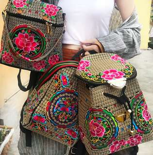 Ethnic bags from thailand