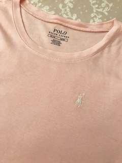 💐只穿1次POLO女大童logo棉T-女大人XS-S也能穿💐