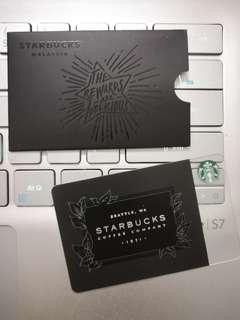 Starbucks Card Seattle, WA edition