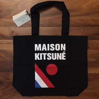 Maison Kitsune Reishiki Tote Bag