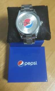 日本正版 百事可樂 手錶 Pepsi