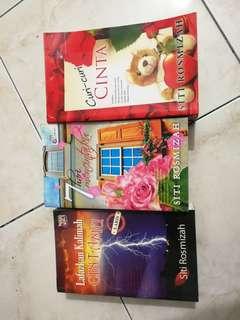 Novel Siti Rosmizah