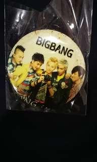 Big bang badget