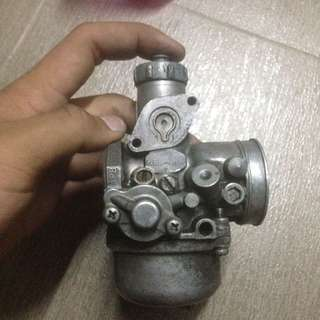 carburetor wave 125 ori motor
