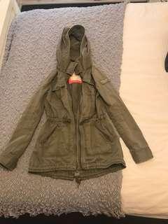 Abercrombie& Fitch jacket- XS/S