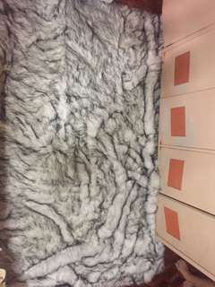 Luxe Fur Carpet