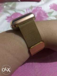 Apple Watch Strap (Gold) 38mm