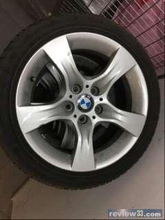 售: BMW 原裝呤呔