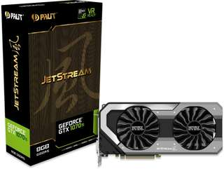 Palit GTX 1070 TI Jetstream