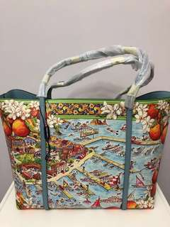 Dolce & Gabbana tote bag, with a clutch