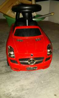 Mercedez Benz Kids Car
