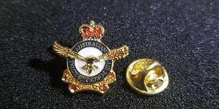 Royal Australian Air Force pin