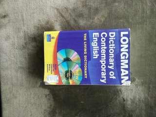 Longman Dictionary of Contemporary English (LDOCE)
