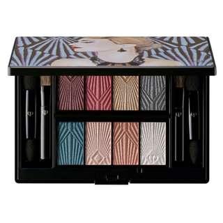 Cle De Peau Beaute les Annees Folles eye color palette