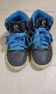 Sketchers rubber shoes