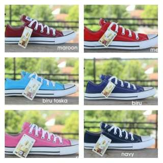 Sepatu Sneakers Converse All Star Grade Ori