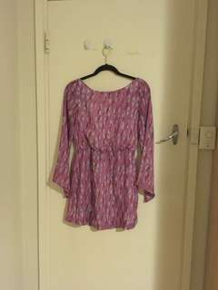 Stevie May XS (6-8) Mini Dress