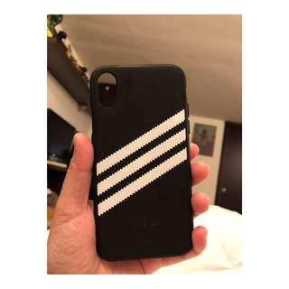 🚚 iPhonex X adidas正版手機殼