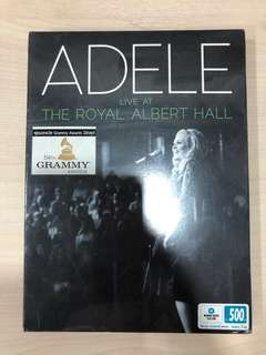 Adele's hit album live