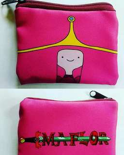 Adventure Time Coin Purse