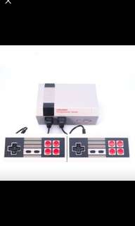 Classic Family Game Console System