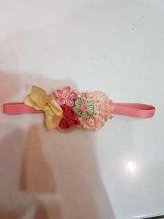 Headband bunga