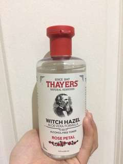 Thayers Alcohol-Free Toner Rose Petal