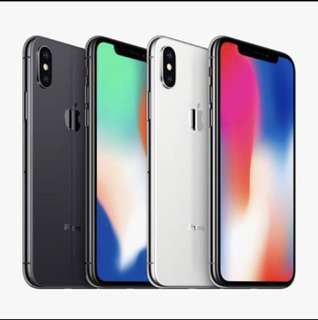WTB IPhone X 256gb