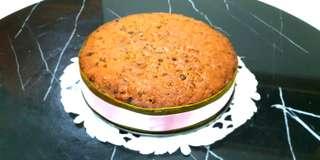 Freshly Baked Raya Fruit Cake