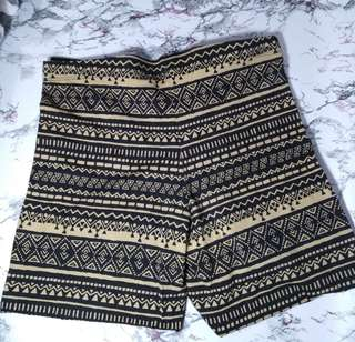 Aztec Forever 21 Leggings
