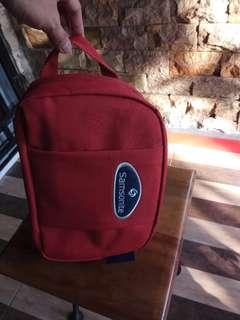 Samsonite clutch / tas tangan