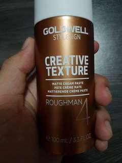Goldwell Stylesign creative texture roughman 4