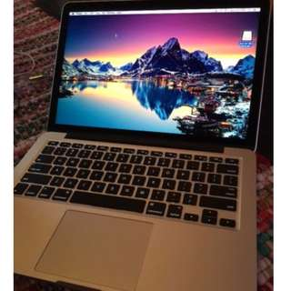 apple macbook pro retina mid 2014 13 inch