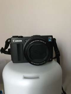 Canon G1X Mark II (open to trade Apple Watch series 3 or Sony RX100II)