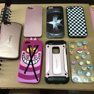 二手 包郵$8 iPhone 5/5s/se Case