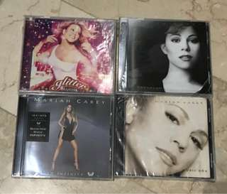 Lots of Mariah Carey Studio Album