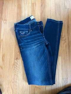 Hollister 1R Skinny Jeans