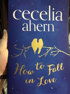Cecilia Ahern - How to Fall in Love