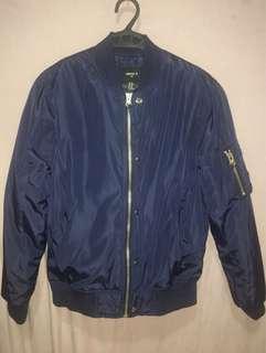 Men bommer jacket