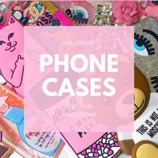 check out my profile for phone cases