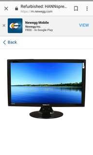 25inch HDMI monitor