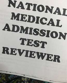 NMAT Reviewer