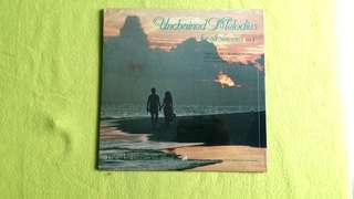 UNCHAINED MELODIES FOR ALL SEASONS vol.2. the oldie collections  ( Singapore printed & Sole Producer)( Rare) vinyl record
