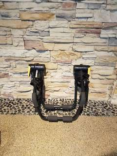 Rode gear bicycle rack