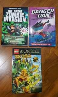 Books for boys