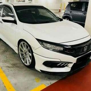 Honda Civic FC 1.5 TC-P 2017