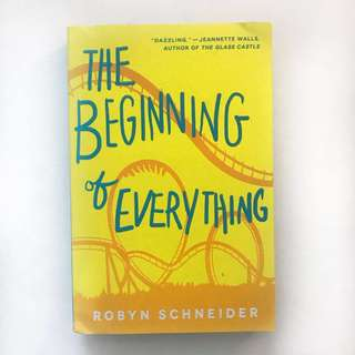 The Beginning of Everything (Buku Import English)