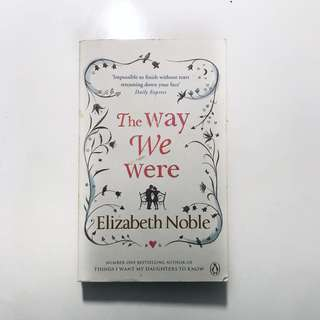 The Way We Were (Buku Import English)